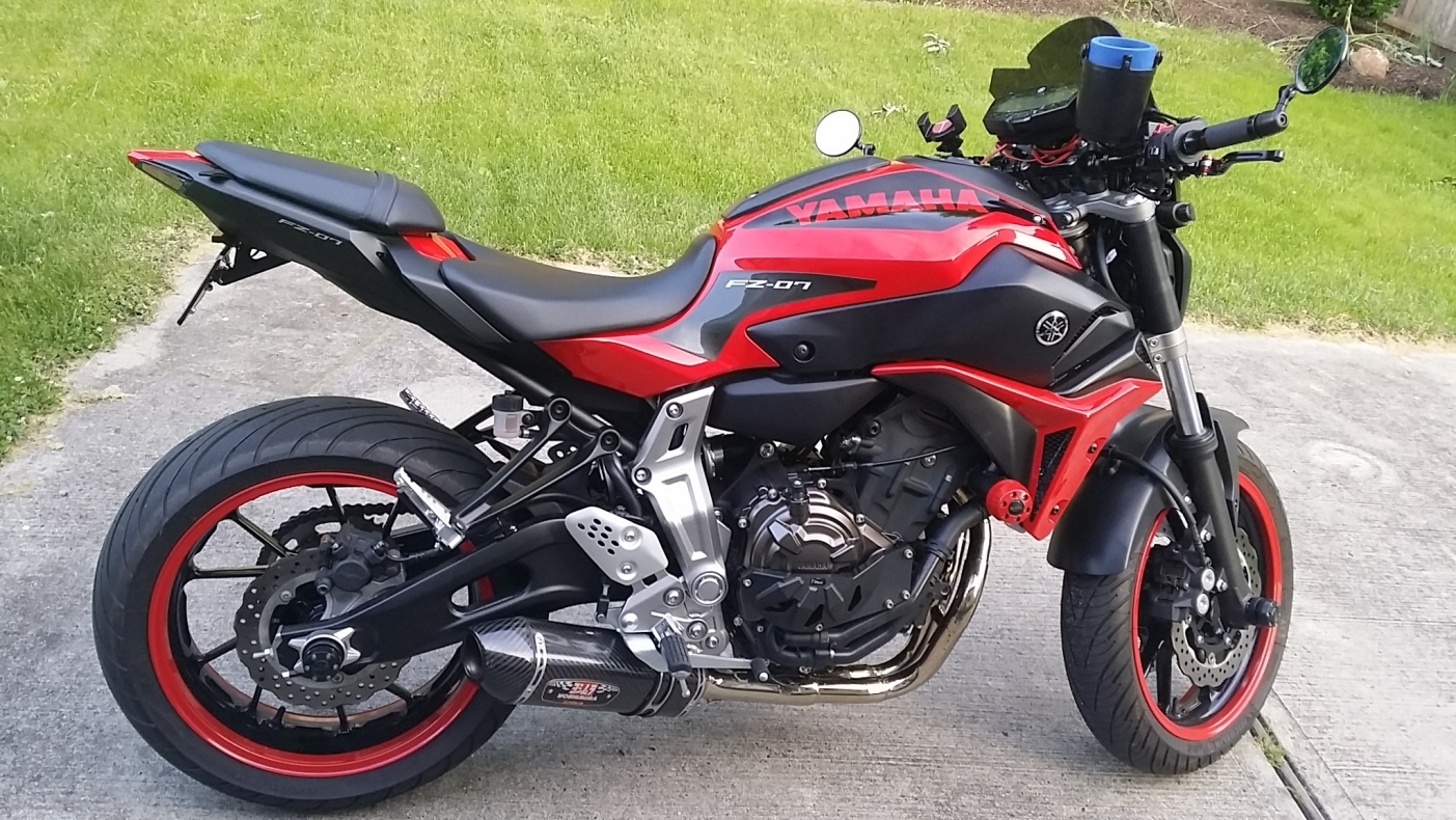 Yamaha Fz 07 >> Yamaha FZ 07 / MT 07 Accessories. Wild Hair Accessories. Motorcycle Accessories & Aftermarket ...